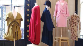 Meeting with Olivier Saillard in the occation of Vogue Paris Foundation - Video: Vogue.fr