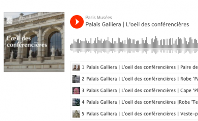 © SoundClound de Paris Musées / Palais Galliera