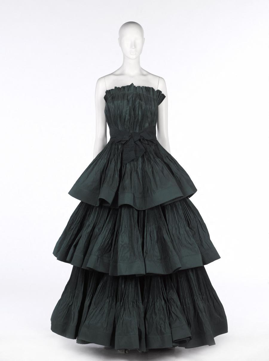 Bustier gown, Lanvin by Alber Elbaz | Palais Galliera | Musée de la mode de  la Ville de Paris