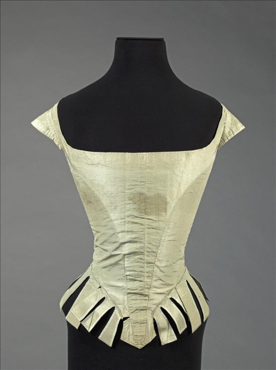 corsage dit de marie antoinette 1755 1793 palais. Black Bedroom Furniture Sets. Home Design Ideas