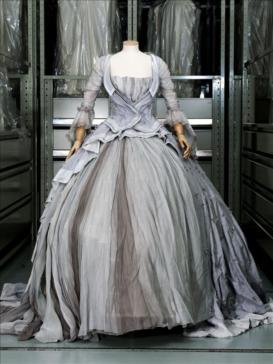 Marie Antoinette Dress Rochas Par Olivier Theyskens Palais Galliera Musee De La Mode De La Ville De Paris