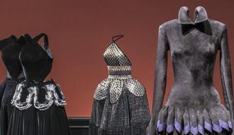Exposition Alaïa, Palais Galliera. Photo : © Pierre Antoine