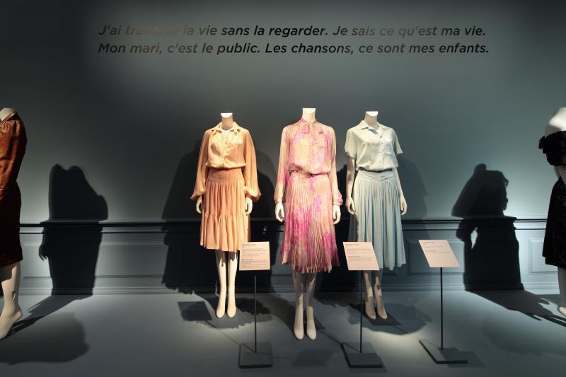 Dalida, une garde-robe de la ville à la scène\' | Palais Galliera ...