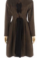 Coat and scarf, Sybilla
