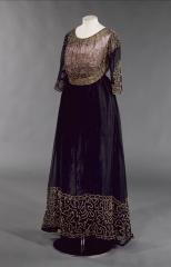 vue de la robe habillée, Jeanne Lanvin