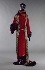 'Sésostris' formal coat, Paul Poiret