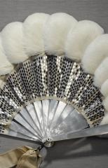 view of the folding 'ball' fan