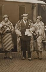 Souvenir album of Paul Poiret's trip to Copenhagen