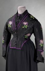 View of a transformation dress