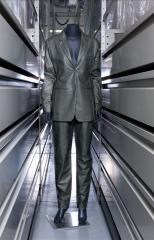 Suit, Helmut Lang  © Eric Emo / Galliera / Roger-Viollet