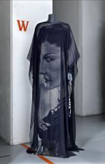 """vue de la robe """"Coco Chanel"""", Jean-Charles de Castelbajac"""