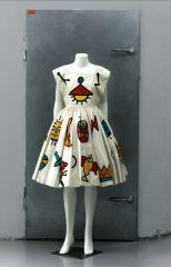 View of the 'Calypso' Dress, Jean-Charles de Castelbajac