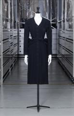 view of the dress, Balenciaga