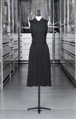 Evening dress, Grès © Eric Emo / Galliera / Roger-Viollet
