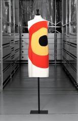 'Target' dress, Pierre Cardin
