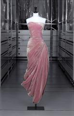 Evening dress, Grès