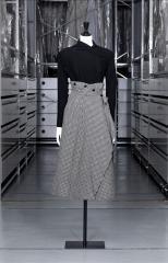 vue de la robe du jour, Jacques Fath