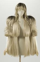 Jacket-wigs and hairpiece, Martin Margiela