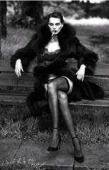 'Daria Werbowy' par Mert Alas & Marcus Piggott