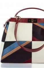 """""""Peekaboo"""" handbag , Fendi by Silvia Venturini Fendi  © Azentis"""