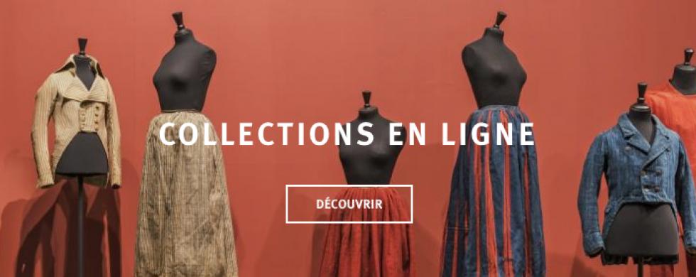 Accéder aux collections en ligne