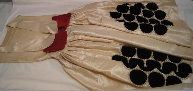 "Jeanne Lanvin, robe ""Colombine"", 1924-1925. Collection Palais Galliera. Photo : © Caroline Chenu / Galliera"