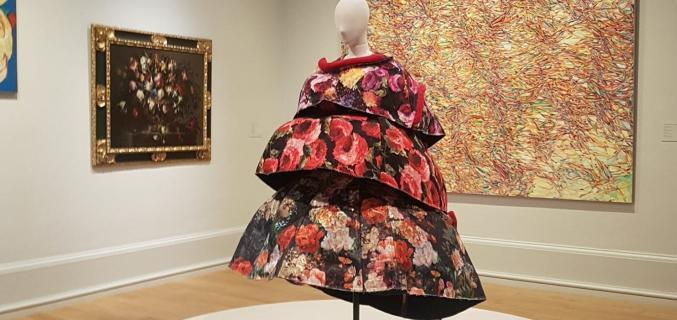 "Ensemble Comme des Garçons F/W 2016, ""Guest Work"" of the Bilbao Museum of Fine Arts"