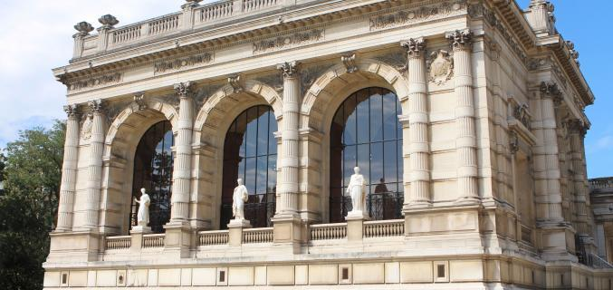 Façade du Palais Galliera © Di Messina