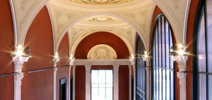 Grande Galerie du Palais Galliera rénovée en 2013. Photo : © Di Messina