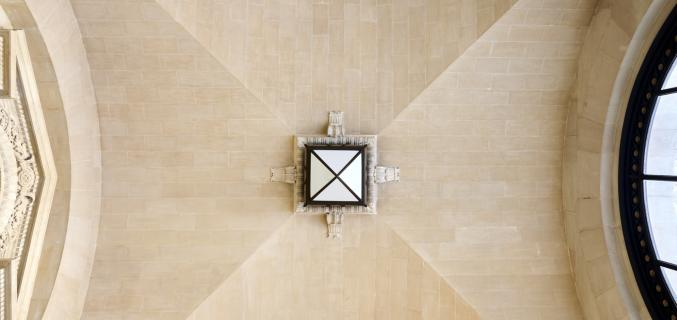 Vault of the Hall of Honour - © Pierre Antoine