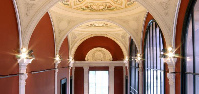 Grande Galerie du Palais Galliera rénovée en 2013 © Di Messina