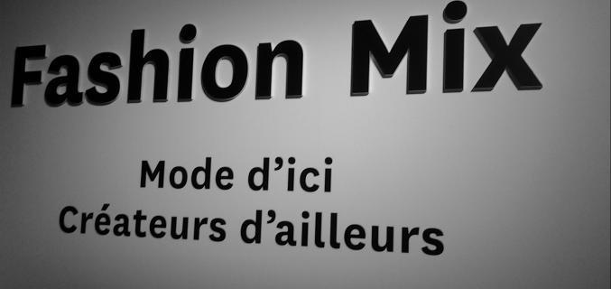 'Fashion Mix' exhibition © Caroline Chenu / Galliera