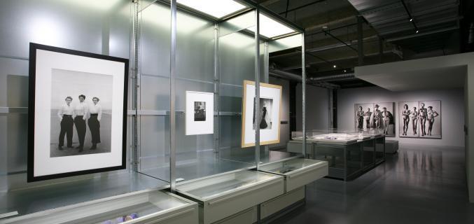 Vue de l'exposition Mannequin - le corps de la mode