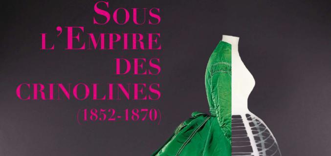 vue de l'affiche Sous l'Empire des crinolines