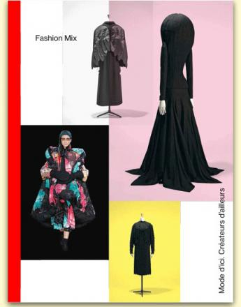 "Catalogue d'exposition ""Fashion Mix"". Editions Flammarion"