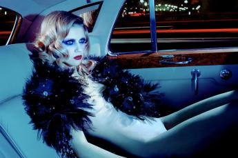 'A Dazzling Beauty 1' by Miles Aldridge © Miles Aldridge / Galliera