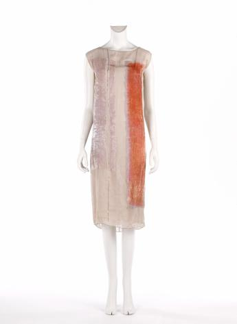 Robe et fond de robe, Martine Sitbon