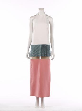 Evening gown, Versace