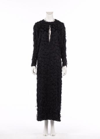Robe longue, Chloé par Clare Waight Keller © Françoise Cochennec / Galliera / Roger-Viollet