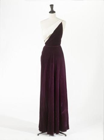 Evening gown, Grès