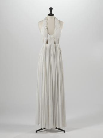 Evening gown, Grès