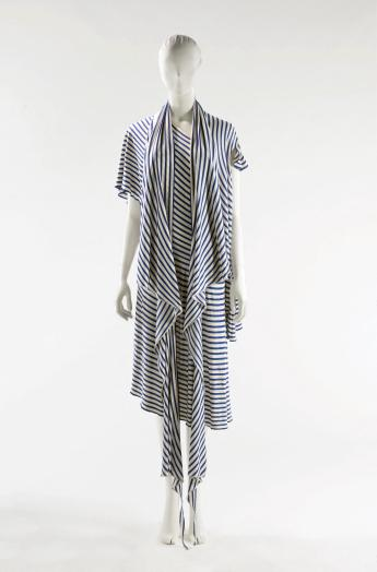 Dress and shawl, Martin Margiela