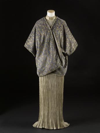 Jacket, Mariano Fortuny © Françoise Cochennec / Paris Musées, Palais Galliera