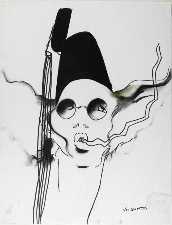 """""""Claudia Huidobro, 1984"""", Tony Viramontes  © Tony Viramontes"""