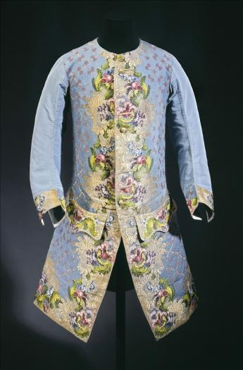 View of a waistcoat worn by Claude Lamoral II (1685–1766)