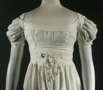 view of the bodice