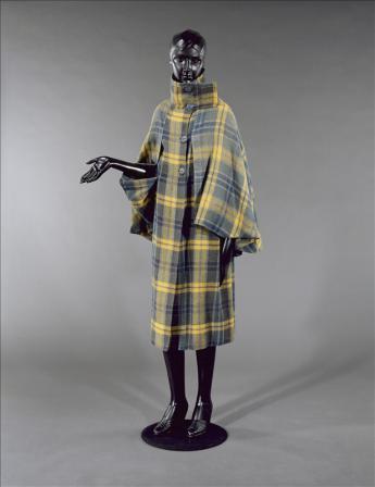 """vue du manteau de voyage """" 100 à l'heure"""", Dornac"""
