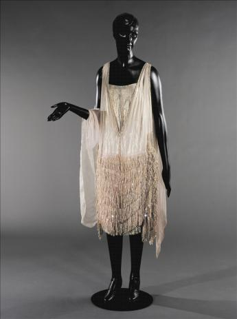 Evening gown, Agnès