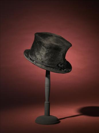 View of the top hat