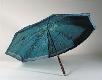 """View of the """"Marius-system"""" umbrella"""
